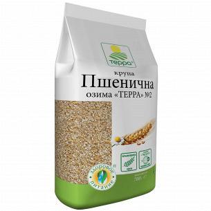 """Крупа пшенична """"Терра"""" озима"""