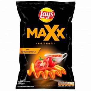 Чипси Lay`s Maxx картопляні...