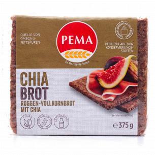 Хлеб Pema ржаной с семенами...