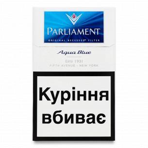 Сигарети Parliament Aqua Blue