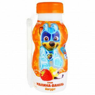 Йогурт Danone Paw Patrol Малина-ваниль 1,5% пэт