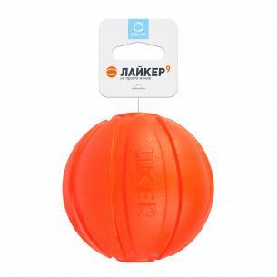 Мячик Liker диаметр 9см
