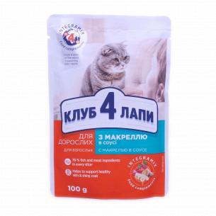 Корм для котов Club 4 Paws...