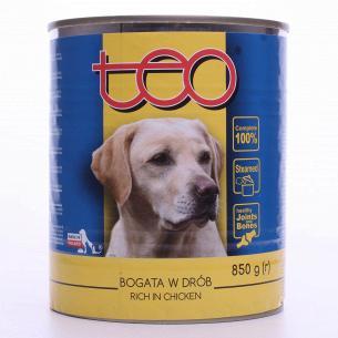Корм для собак Teo з...