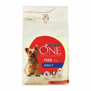Корм для собак ONE Mini...