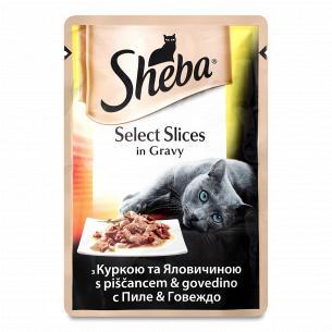Корм для котов Sheba...