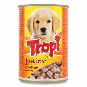 Корм для собак Tropi Junior...