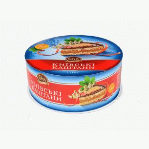 Торт БКК Київські каштани