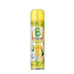 Освежитель воздуха Breesal Лимонная свежесть аэрозоль