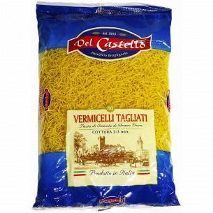 Изделия макаронные DelCastello Вермичелли тальяти