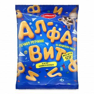 Печенье Слодыч Алфавит