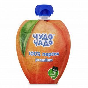 Пюре Чудо-Чадо Premium персик
