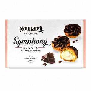 Тістечка Nonpareil Symphony еклери із заварним кремом