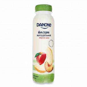 Йогурт Danone персик-дыня питьевой 1,5%