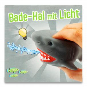 Игрушка для игры с водой Dino World Акула световые эффекты
