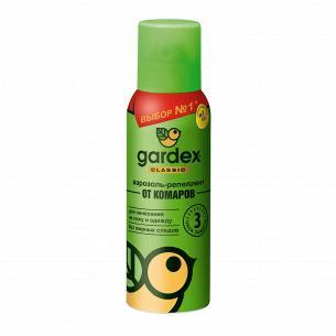 Gardex Classic Аэрозоль-репеллент от комаров, 100 мл