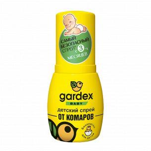 Gardex Baby Детский спрей от комаров, 50 мл