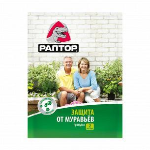 РАПТОР Засіб від мурах в гранулах 100 г