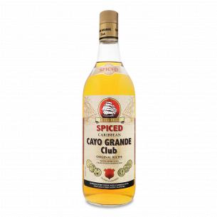Напій на основі рому Cayo Grande Club Spiced