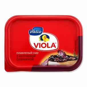 Сыр плавленый Viola с олениной 55%