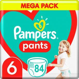 Підгузки - трусики Pampers Pants Розмір 6 (15+ кг), 84 шт