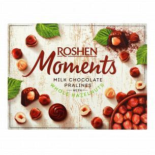 Цукерки Roshen Moments з...