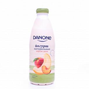 Йогурт Danone Персик-дыня...