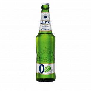 Пиво Балтика №0 безалкогольне
