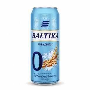 Пиво Балтика №0 смак пшенич...