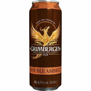 Пиво Grimbergen...