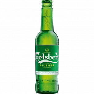 Пиво Carlsberg светлое