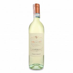 Вино I Castelli Pinot Grigio