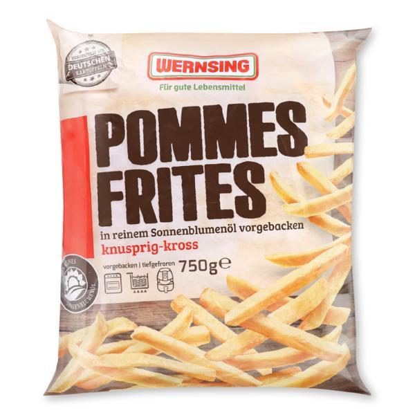 Картофель фри Wernsing