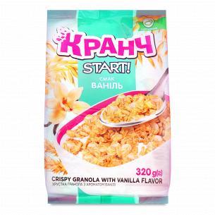 Гранола Start с ароматом ванили