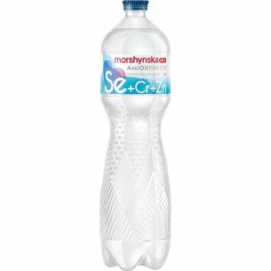 Напиток Моршинська+ AntiOxyWater селен-хром-цинк негазированная