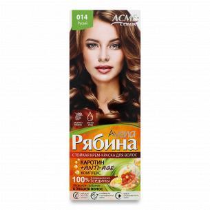 Фарба для волосся Acme Color Avena Горобина +Anti-Age 014 Русявий