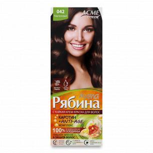 Фарба для волосся Acme Color Avena Горобина +Anti-Age 042 Каштановий