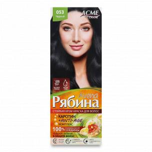 Краска для волос Acme Color Avena Рябина +Anti-Age 053 Черный