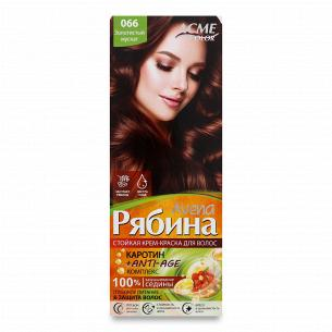 Краска для волос Acme Color Avena Рябина +Anti-Age 066 Золотистый мускат