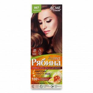 Фарба для волосся Acme Color Avena Горобина +Anti-Age 067 Капучино