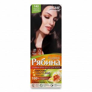 Краска для волос Acme Color Avena Рябина +Anti-Age 142 Черный шоколад
