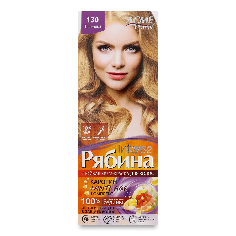 Краска для волос Acme Color Intense Рябина +Anti-Age 130 Пшеница