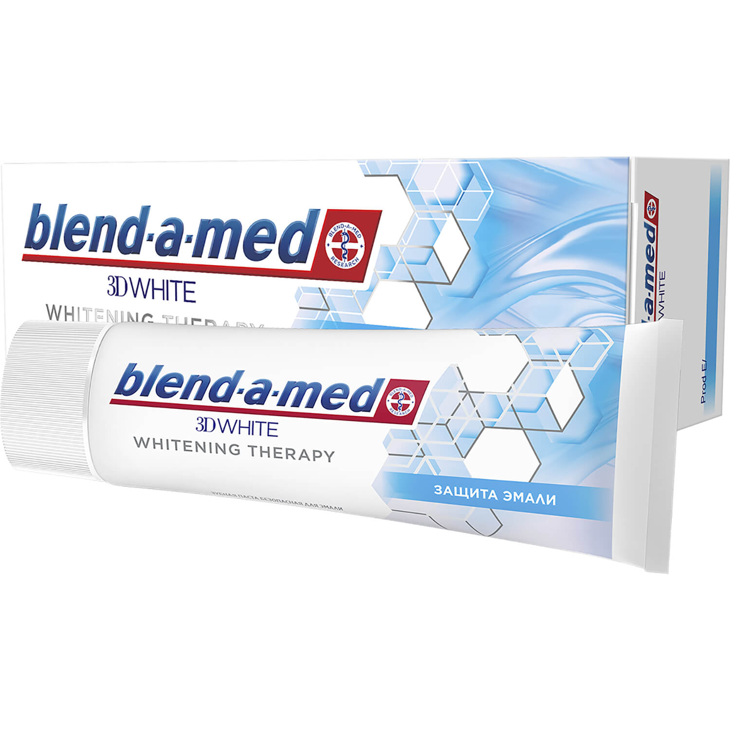 Паста зубная Blend-a-med 3D White Whitening Therapy Защита Эмали