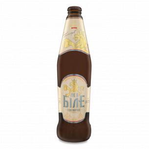 Пиво Львівське Лев біле пшеничне