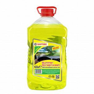 Омыватель стекла Sapfire лимон летний