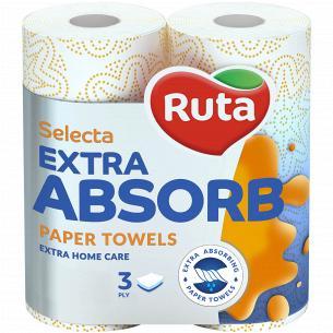 Полотенца бумажные Ruta...
