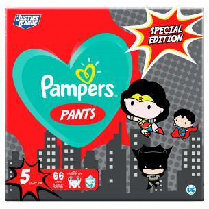 Підгузки-трусики Pampers Pants Special Edition Розмір 5 (12-17 кг), 66 шт