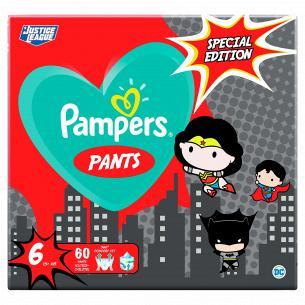 Підгузки-трусики Pampers Pants Special Edition Розмір 6 (15+ кг), 60 шт