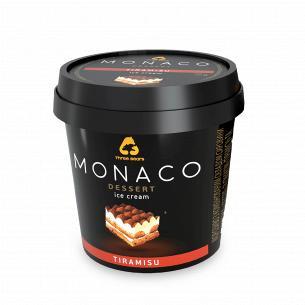 Морозиво Три ведмеді Monaco Dessert Тірамісу