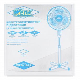 Вентилятор підлоговий Werk WFS-1 622